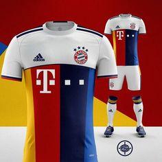Adidas x Pharrell Williams Football Kit for Bayern Munich ⚽ Football Jerseys, Soccer Kits, Football Kits, Sports Jersey Design, Barcelona Football, Pharrell Williams, Tottenham Hotspur, Sport Wear, Shirts