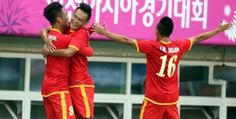 Olympic Vietnam in the eighth round top spot
