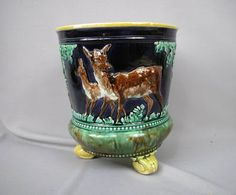 Forester Majolica Glazed and Confused