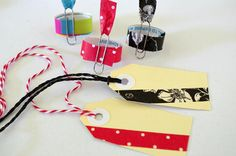 DIY Decorative Tapes - with Sue
