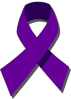 Domestic Violence Ribbon - it is Domestic Violence Awareness Month Proud to be a 19 year survivor Epilepsy Awareness Month, Pancreatic Cancer Awareness, Dementia Awareness, Social Awareness, Purple Day, Cystic Fibrosis, Purple Ribbon, Awareness Ribbons, Domestic Violence