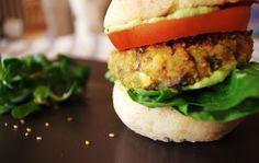 Hamburger 100% vegan