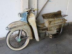 Flandria - Consul - 49 cc - 1965 Vintage Moped, Antique Auctions, Antiques, Antiquities, Antique, Old Stuff