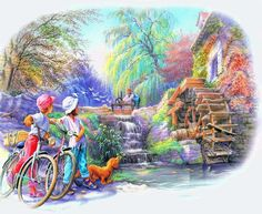 Good children's illustrations Marcel Marlera. Part 2. Discussion on LiveInternet - Russian Service Online diary