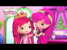 Strawberry Shortcake 🍓 Where the Berry Breeze Blows 🍓 Berry Bitty Adventures The Berry Big Help. Welcome to the official Strawberry Shortcake channel ► Subsc. Strawberry Shortcake Cartoon, Homemade Strawberry Shortcake, Raspberry Torte, Cartoon Clip, Childhood Movies, Light Blue Shirts, Mlp My Little Pony, Cute Cartoon Wallpapers, Blue Berry Muffins