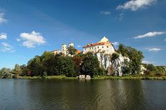 Vistula river amazing view