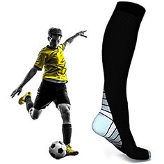 ae35a47a93 Graduated Compression Socks For Men #TeamSports Travel Nursing, Muscles,  Athlete, Game,
