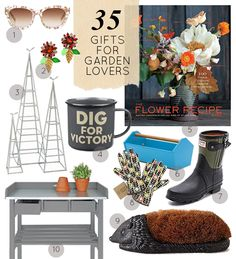 Exceptionnel 30 Gifts For The Gardener