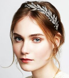 Consider this your one-stop shop for your bridal accessories needs. via @WhoWhatWear