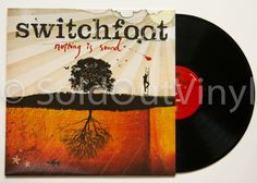 Switchfoot - Nothing Is Sound Vinyl LP — SoldOutVinyl