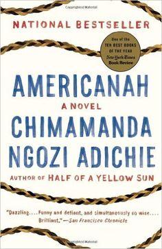 Amazon.com: Americanah (9780307455925): Chimamanda Ngozi Adichie: Books