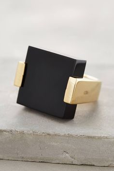 Terra Preta Ring by Jules Smith #anthrofave #anthropologie