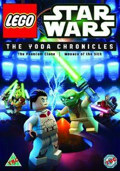 Lego Star Wars: The Yoda Chronicles [DVD] DVD ~ Michael Hegner, http://www.amazon.co.uk/dp/B00ESNMEBS/ref=cm_sw_r_pi_dp_GVSwsb0PG6FB5