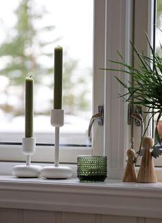 Green Christmas home | Purodeco