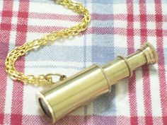 Nautical Spyglass Retractable Telescope by GiftFromTheSea on Etsy, $26.00