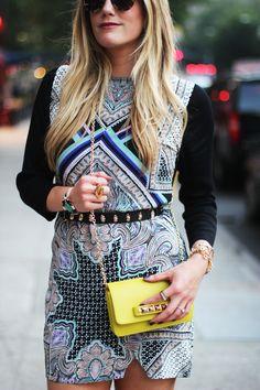 Devon Rachel | The Mini Dress