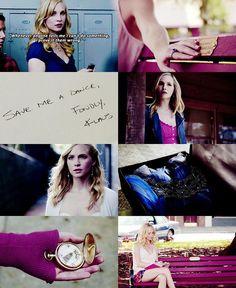 + {Caroline Forbes} Sometimes I like Caroline sometimes she annoys me! I have…