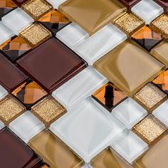 Kristal Cam Mozaik Topaz MBD-011