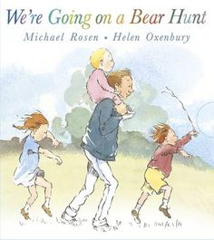 We're Going on a Bear Hunt - Panorama Pops (Hardback)