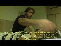 1081_PL_ Mario, Kontakt fizyczny wywołujący reakcje Hipnoza Regresyjno-Telepatyczna Calogero Grifasi