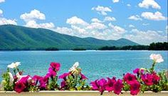 Smith Mountain Lake in Virginia is certainly a paradise for sure.