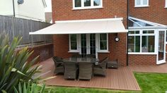 Another successful Deck, by Crown Decking Ltd