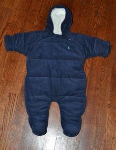 Ralph Lauren Infant Snowsuit | eBay