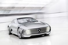 The Mercedes-Benz Concept IAA can 'transform' at high speed | The Verge