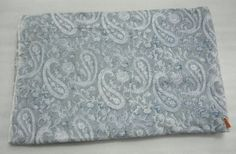 100% Pure Cotton 10 Yard Paisley Printed Fabric by DesignRang
