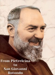 Follow us as we traveled from Padre Pio's hometown to his shrine