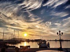 Greek Sunset Style In Aegina. February 2016. Ph. Laura Novel