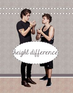 Harry's hair adds height though!<< he's 6'4 I don't think it's the hair<<SHOES, THE SHOES HAVE A WEDGE!!?!