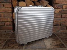 Rimowa Aluminium Attaché Briefcase #Rimowa