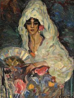 Joan Cardona Llados, Spanish (1877-1957). Обсуждение на LiveInternet - Российский Сервис Онлайн-Дневников www.liveinternet.ru