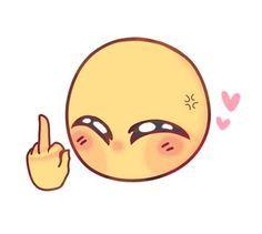 Emoji Pictures, Emoji Images, Emoji Love, Cute Emoji, Emoji Drawings, Cute Drawings, Cute Memes, Funny Memes, Discord Emotes