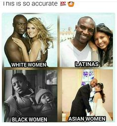 Actually this just tries to  continue to perpetuate negativity.  There are plenty of images OG great Black couples.  Focus on the positive.