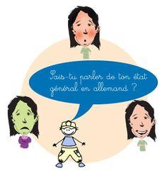 Cours de Allemand Primaire Cycle 3 - Parler de son état général - Maxicours.com