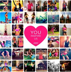 A Tribute To Our Sporty Sisters + Our Instagram Feature Girl | Move Nourish Believe