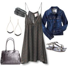 """Date Night"" by msrose12 on Polyvore"