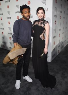 Donald Glover e Sarah Bolger - Vanity Fair and FIAT celebration of Young Hollywood
