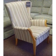 Charming SHOWROOM CLEARANCE ITEM   Parker Knoll Froxfield Wing Chair   Prices And  Dimensions All At Www