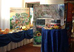 Partecipiamo a molti eventi e convention nazionali e internazionali, siamo presenti con i nostri stand e prodotti a manifestazioni fieristiche, missioni commerciali o eventi organizzati dal circuito agroalimentare italiano ed estero e da altre istituzioni di riferimento.