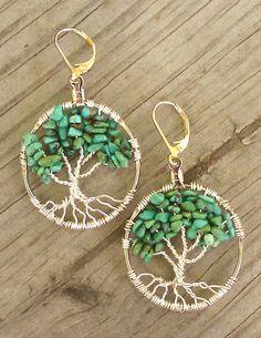 Tree Of Life Earrings Sold Jewelry