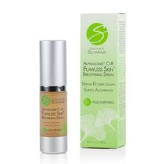 Dr. Schwab Alphasomes C-8 Flawless Skin Brightening Serum Age-Defying 0.5oz *** You can get more details here : Face Oil and Serums