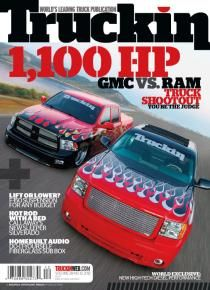 Subscribe to Truckin' magazine $24.95