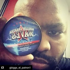 #Repost @gbiggs_el_patron1 with @repostapp  BUY U SOME!!!!!!! @roller_coaster_waves #clevelandhairstylist #clevelandhustles #clevelandbarbers #clevelandscene #midwestbarbers#rhoa #wssh #barbernomics #atlantahairstylist #atlantahair #atlantabarbers #salonramsey #bronnerbros#clevelandhair #inkpaperscissors #barbergang#rollercoasterwaves#ieatwithmyhands #respectmycraft