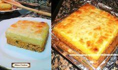 Pastel de Carne y Patata gratinada con Queso - Minu Cocina