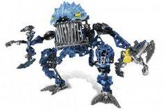 Bricker - Construction Toy by LEGO 8922 Gadunka Lego Bionicle Sets, Bionicle Heroes, Lego Games, Hero Factory, Lego Mecha, All Lego, Lego Projects, Lego Creations, Sea Creatures