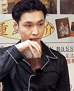 """""""incredibly cute and rude yixing 🌟 """" K Meme, Funny Kpop Memes, Exo Memes, Meme Faces, Funny Faces, Cute Korean Boys, Chinese Boy, Yixing, Reaction Pictures"""