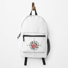 Clecio, MONKEY Backpacks   Redbubble Colorful Backpacks, Grey Backpacks, Back To School Backpacks, Watercolor Sea, Snake Design, Cat Paws, Buy A Cat, Designer Backpacks, Mandala Coloring